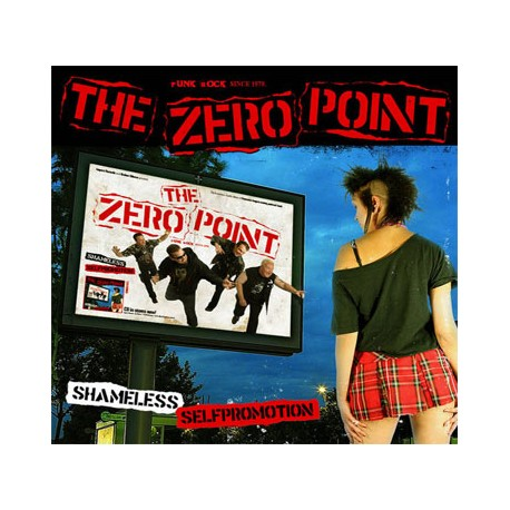 "ZERO POINT ""Shamless Promotion"""