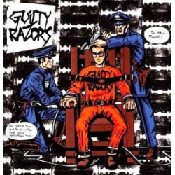 "GUILTY RAZORS ""Guilty"" CD"
