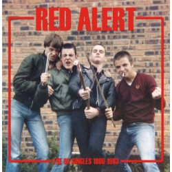 "RED ALERT ""The Oi! singles 1980 - 1983"" LP"