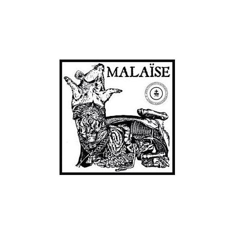 "MALAÎSE ""first album"" LP"