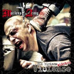 """MARTENS ARMY """"Ein kleines bisschen Violence"""" LP"""