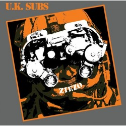 "UK SUBS ""Ziezo"" CD"