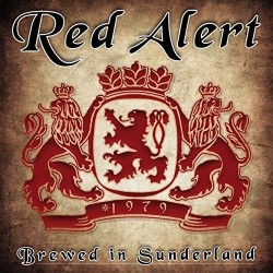 "RED ALERT ""Brewed in Sunderland"" CD"