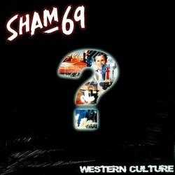 "SHAM 69 ""Western Culture"" CD"