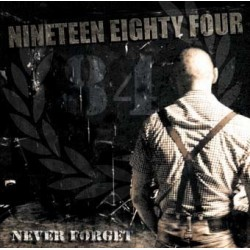 """1984 """"Never Forget"""" LP"""