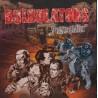 """BULBULATORS """"Punkophila"""" LP (Noir)"""