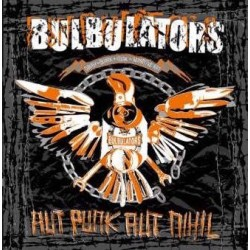 """BULBULATORS """"Aut Punk Aut Nihil"""" LP (noir)"""