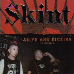 "SKINT ""Alive and Kicking in Dublin"" CD"