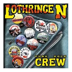 "COMPILATION ""Lothringen Punk Rock Crew"" CD"