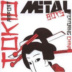 """METAL BOYS """"Tokyo Airport"""" CD"""