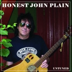 "HONEST JOHN PLAIN ""Untuned"" LP"