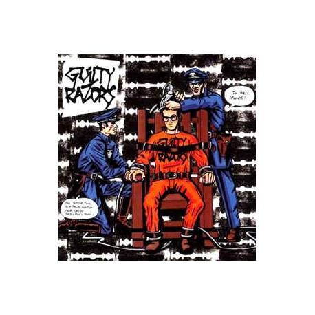 """GUILTY RAZORS """"Guilty"""" CD"""