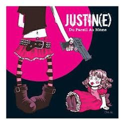 """JUSTINE """"Du Pareil au Même"""" CD"""