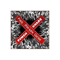 "PUNCH CHAOS ""Punk Rockers United"" CD"
