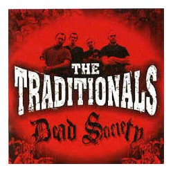 "TRADITIONALS ""Dead Society"" CD"