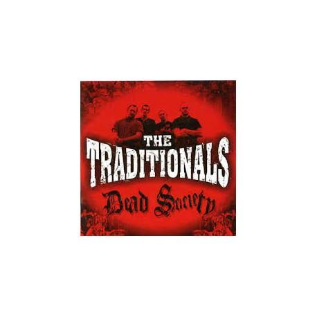 "TRADITIONALS ""Dead Society"" CD"
