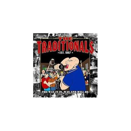 """TRADITIONALS """"Est. 1997"""" CD"""