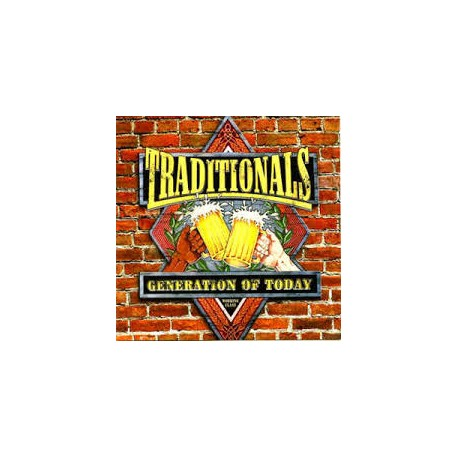 """TRADITIONALS """"Generation of Today"""" CD"""