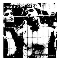 "DEATH SQUAD ""In Memory of all my Enemies"" LP"