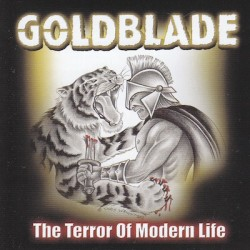 "GOLBLADE ""The terror of modern life"" LP"