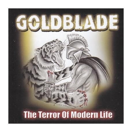 "GOLBLADE ""The terror of modern life"" LP"