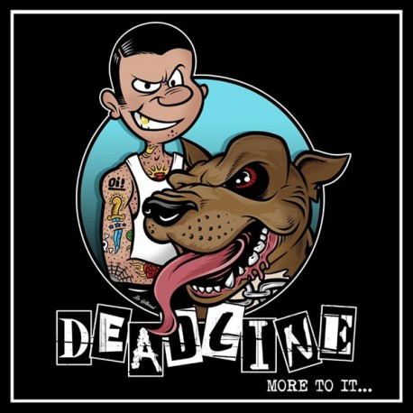 "DEADLINE ""More to it..."" LP"