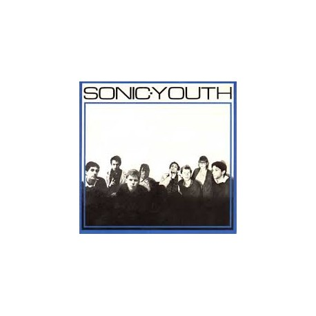 """SONIC YOUTH """"First"""" LP"""