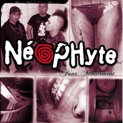 """NEOPHYTE """"Faux Mouvement"""" LP"""