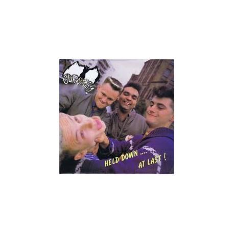 """GUANABATZ """"Held Down ... at Last!"""" LP"""