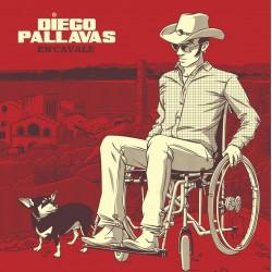 "DIEGO PALLAVAS ""En Cavale"" LP"