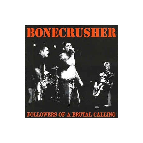"BONECRUSHER "" Followers of a Brutal Calling"" LP"