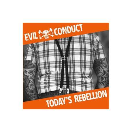 "EVIL CONDUCT ""Today's Rebellion"" LP"