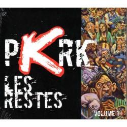 """PKRK """"Les Restes"""" Volume 1"""