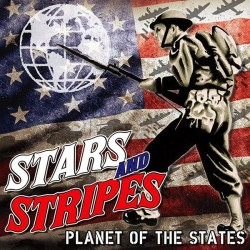"STARS AND STRIPES ""Planet of the States"" CD"