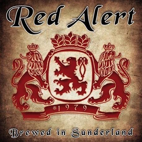 """RED ALERT """"Brewed in Sunderland"""" CD"""
