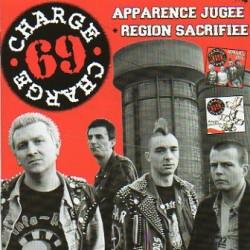 """CHARGE 69 """"Apparence Jugée + Région Sacrifiée"""" CD"""