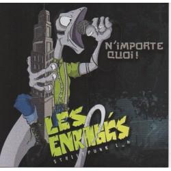 """LES ENRAGES """"N'Importe Quoi"""" CD"""