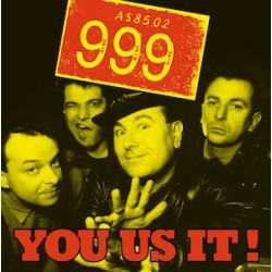 "999 ""You Us It"" LP"