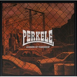 "PERKELE ""Leaders of Tomorrow"" CD"