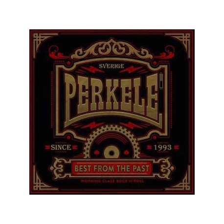 "PERKELE ""Best from the Past"" Dble LP"