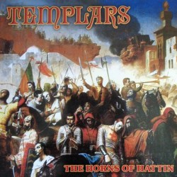 "TEMPLARS ""The Horns of Hattin"" LP"