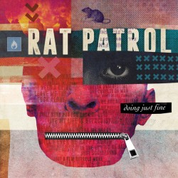 "RAT PATROL ""Doing just Fine"" CD"