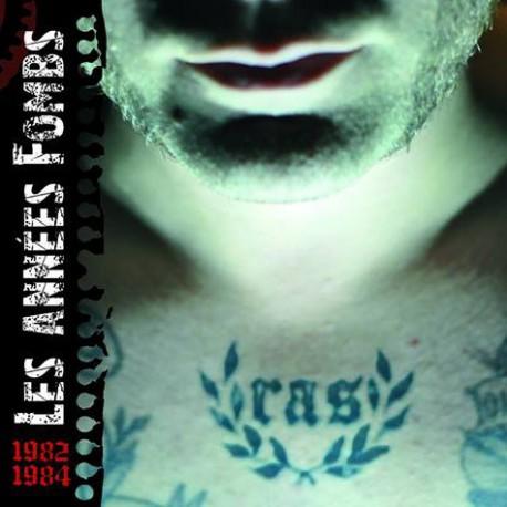 "RAS ""Les années fombs"" CD"