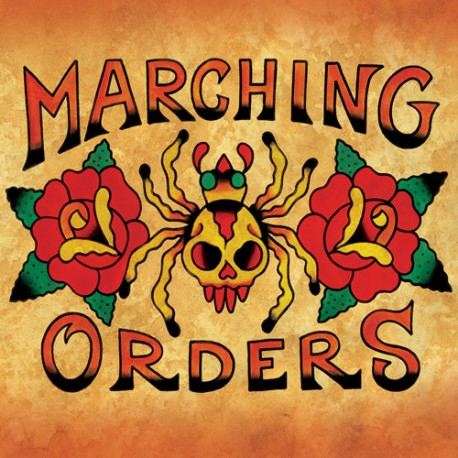"""MARCHING ORDERS """"Nothing New"""" CD"""