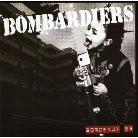 "BOMBARDIERS ""Bordeaux 83"" CD"