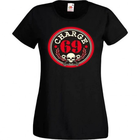 """CHARGE 69 """"25 Ans"""" Tee Shirt Homme"""