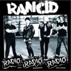 "RANCID ""Radio radio radio - Rare Broadcasts Collection LP"