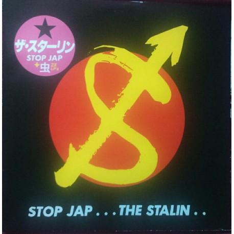 """THE STALIN """"Stop Jap"""" DBLE LP"""