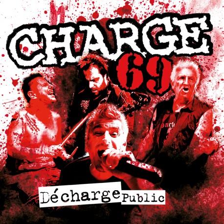 """CHARGE 69 Décharge Public"""" LP"""