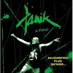 """PANIK LTDC """"Aujourd'hui plus qu'Hier"""" LP"""